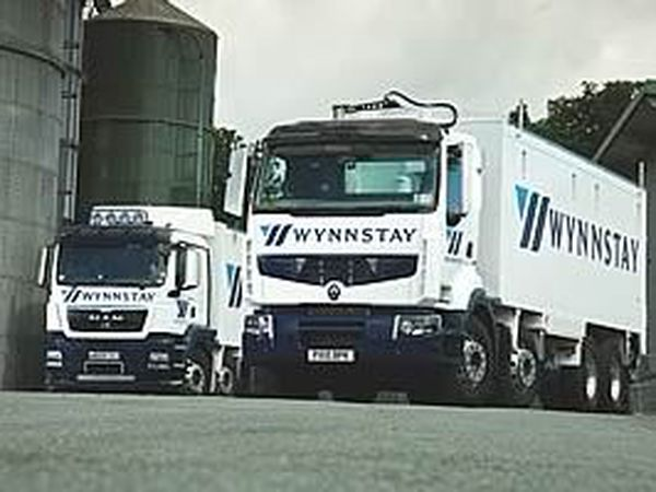 A record year for Llansantffraid based Wynnstay.