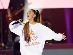 Ariana Grande weeps as she recalls Manchester bombing