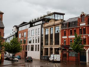 An application has been submitted to Shropshire Council for a new home on the top of Chronicle House