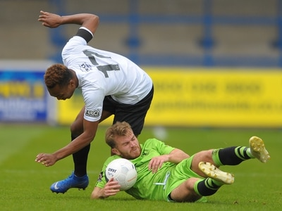 AFC Telford 1 King's Lynn Town 3 - Report and pictures
