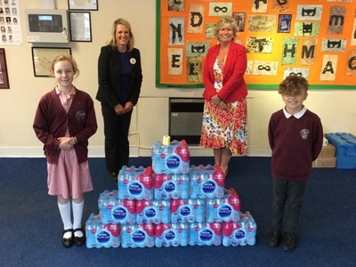 Bridgnorth supermarket initiatives benefit schools and health workers