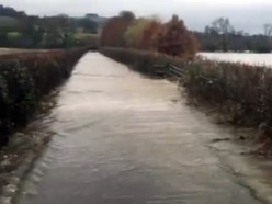 South Shropshire still on flood alert as snow and ice set to hit Telford, Oswestry, Shrewsbury and more