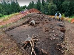 Shropshire hillfort dig reveals historical secrets