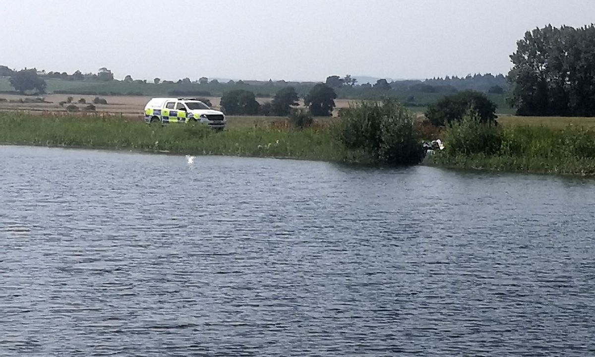 Police in Newport are warning against swimming in dangerous waters