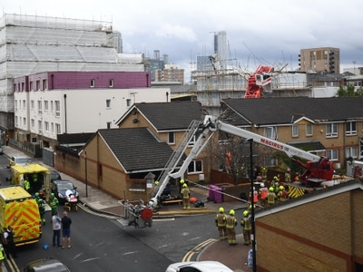 Woman killed in east London crane collapse named by family
