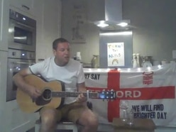 Telford guitarist raises more than £1,600 for NHS with live Facebook show