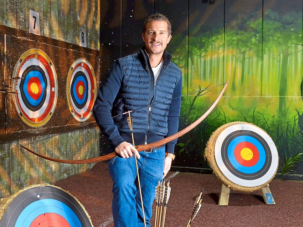 'Empower people through adventure': Bear Grylls' pride as his NEC attraction marks first anniversary