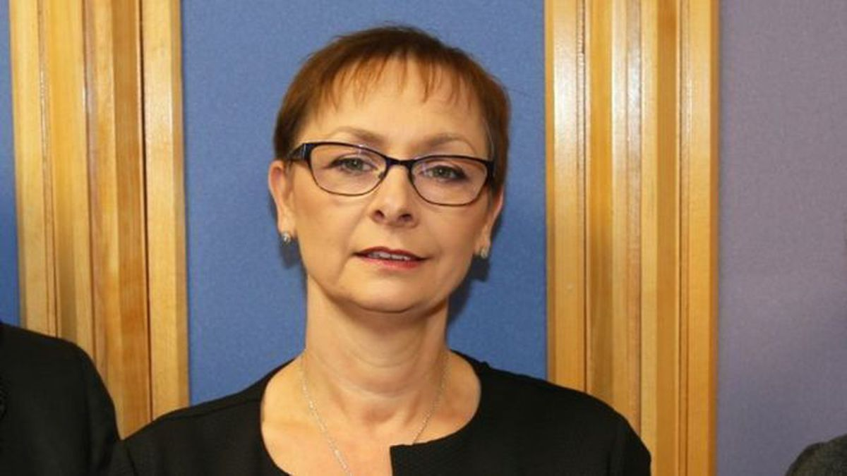 Powys County Council Chief Executive, Dr Caroline Turner,