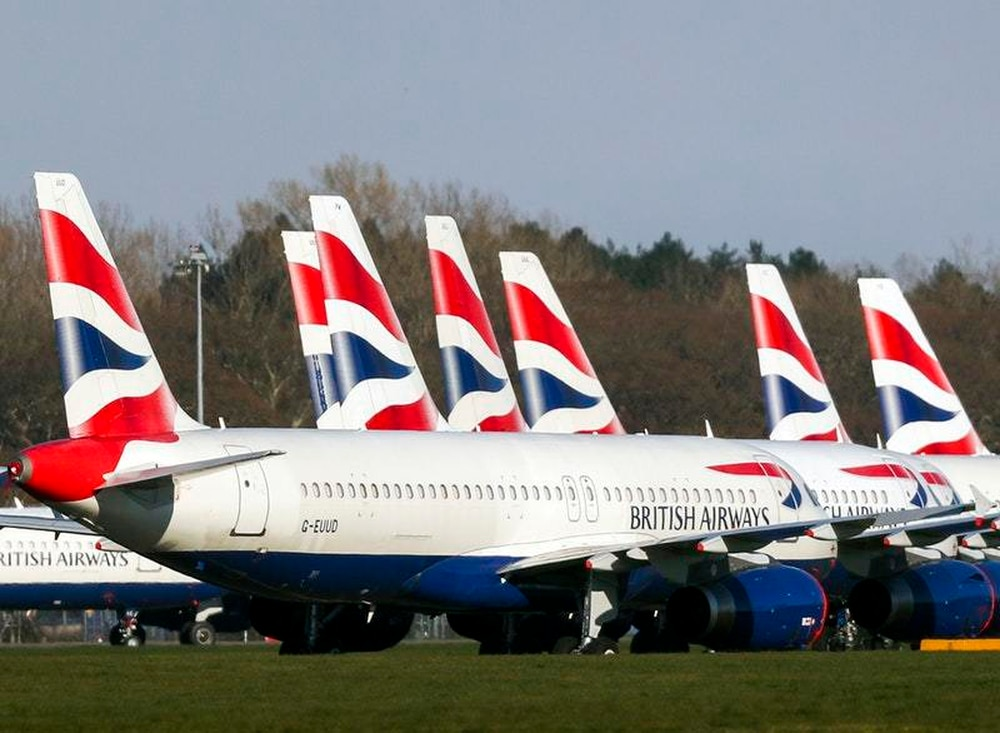 COVID-19: British Airways to cut up to 12,000 jobs