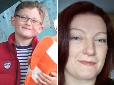 Archie Spriggs murder trial: Sobbing mother denies killing her seven-year-old son