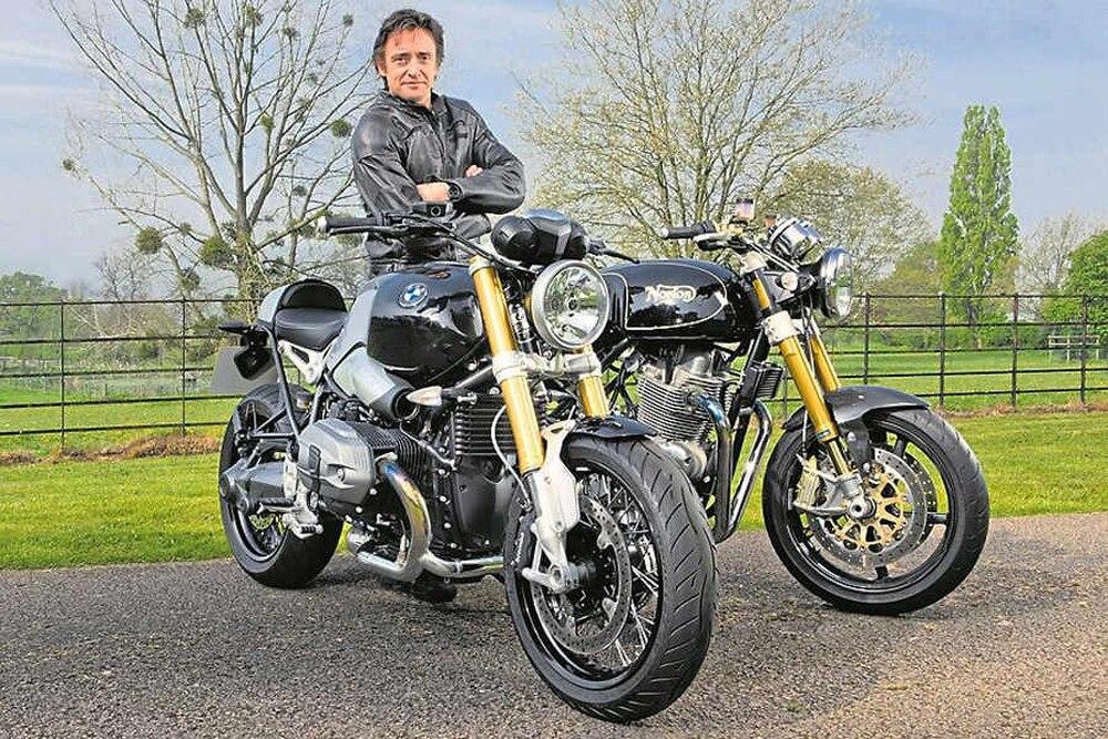Richard hammond getting in top gear for shropshire charity for Community motors hammond la