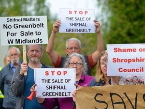 Last-ditch plea to spare green belt in Shropshire Council housing plan