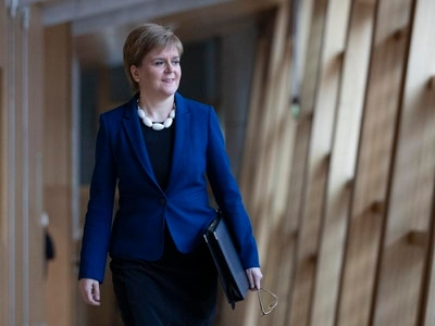 Sturgeon will 'fully co-operate' with Salmond misconduct allegations probe