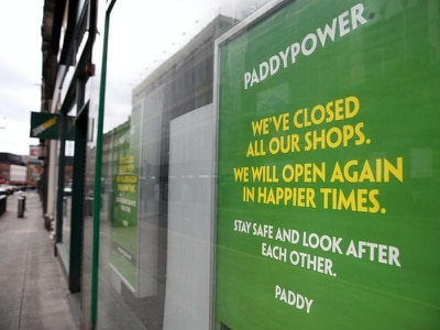 Paddy Power owner taps investors for cash as online gaming revenues jump