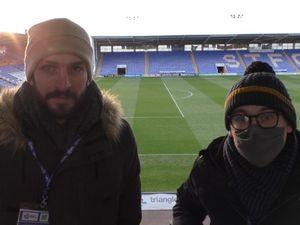 Luke Hatfield and Lewis Cox