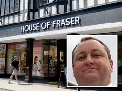 Sports Direct buys House of Fraser out of administration for £90 million