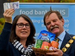 More people turn to food banks