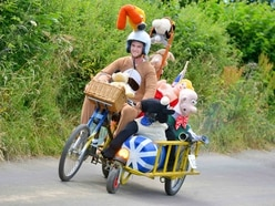 Richards Castle Soap Box Derby to return this weekend