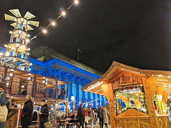 Travel review: Scran, bevvies and shopping in Liverpool