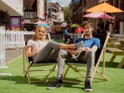 Shrewsbury traders hail town pocket park scheme