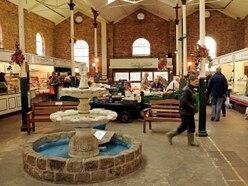Historic Shropshire market to shut for refurbishment