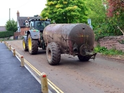 Shropshire group set up to look at problems caused by big agricultural vehicles