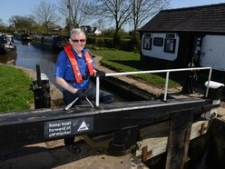 Shropshire Union Canal breach will not ruin Chris's section