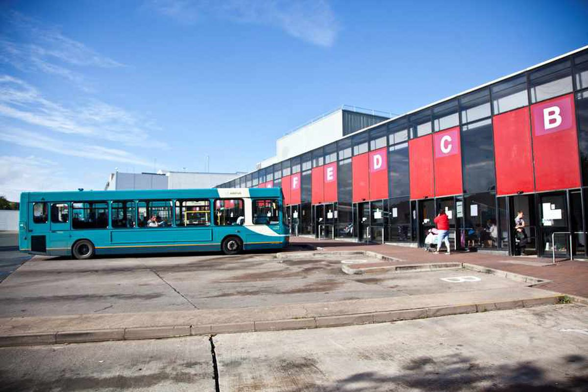 Telford bus usage sees one of biggest drops in England