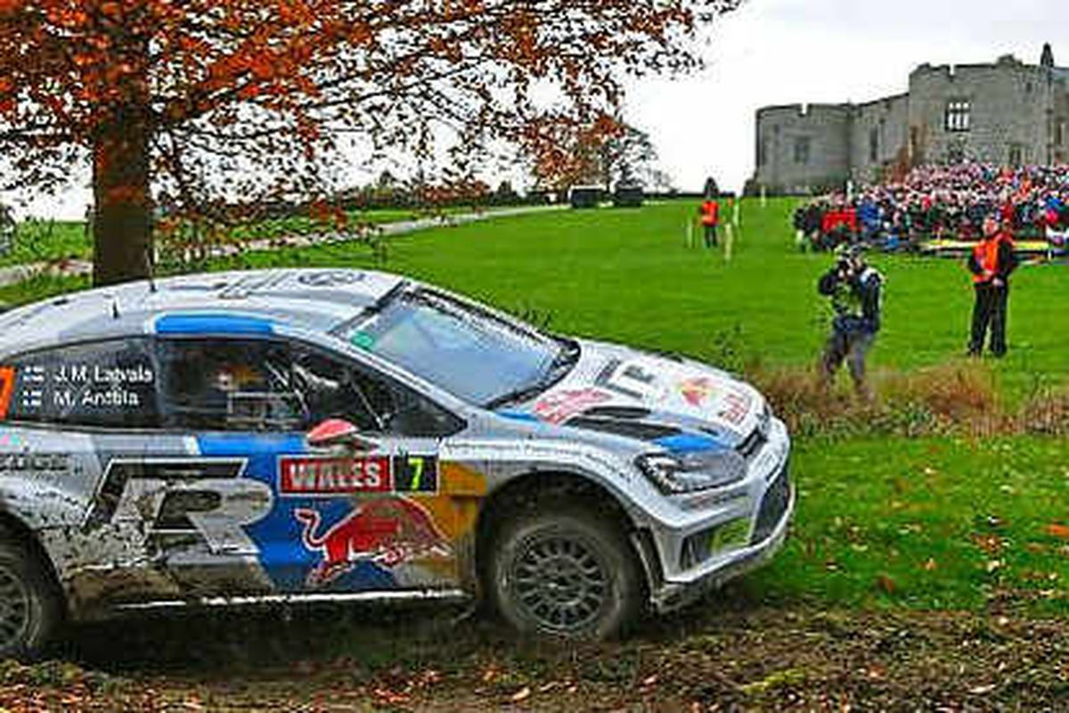 Wales Rally GB heading to Mid Wales