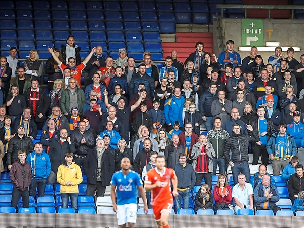 Could YOU be our Shrewsbury Town superfan?
