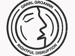 Birmingham launch event for GRRRL GROANNN