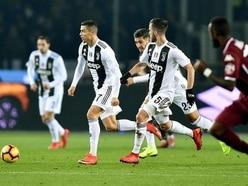 Cristiano Ronaldo nets the winner from the spot for unbeaten Juventus
