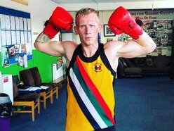 Ryan Whitehead shaping up for pro debut