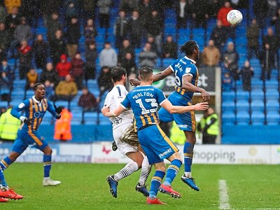 Barnsley v Shrewsbury Town: Salop's fortunes have turned with some luck