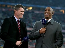Ian Wright and Roy Keane are friends again after their on-air spat