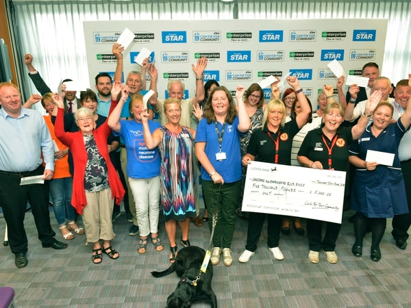 Cash For Your Community: Good causes will share £20,000 prize fund once more