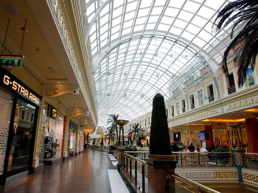 Intu shares rocket on news of possible offer