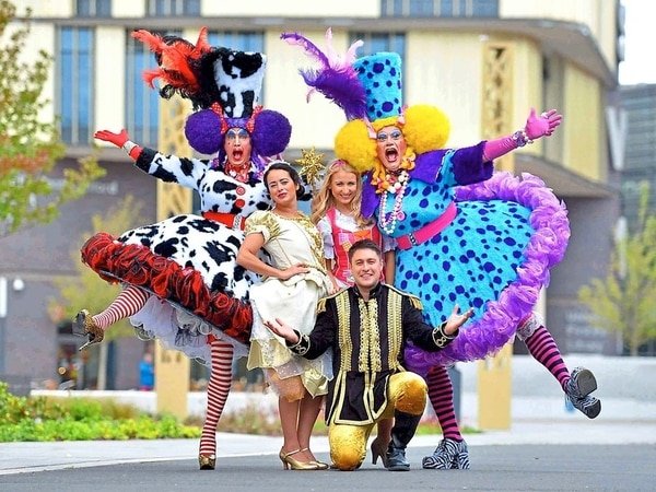 Preparations afoot for new Telford Easter panto