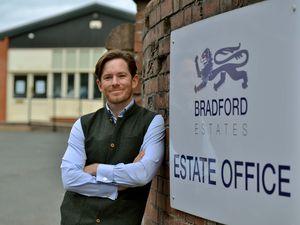Alexander Newport, managing director of the Bradford Estates