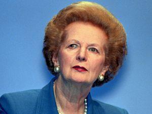 Chalk and cheese – Margaret Thatcher
