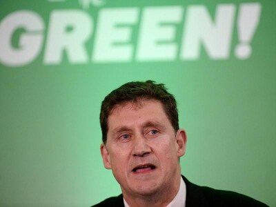 Greens plan for 'decade of change' in election manifesto