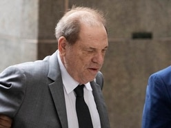 Weinstein bail raised to £3.8m after 'bail violations over electronic tag'