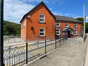 The Lion Hotel in Llandinam, Powys