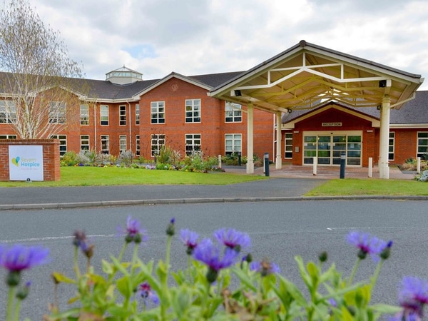 Shropshire hospice bosses welcome emergency funding