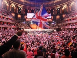 Telford ready to revel in patriotic glory at proms
