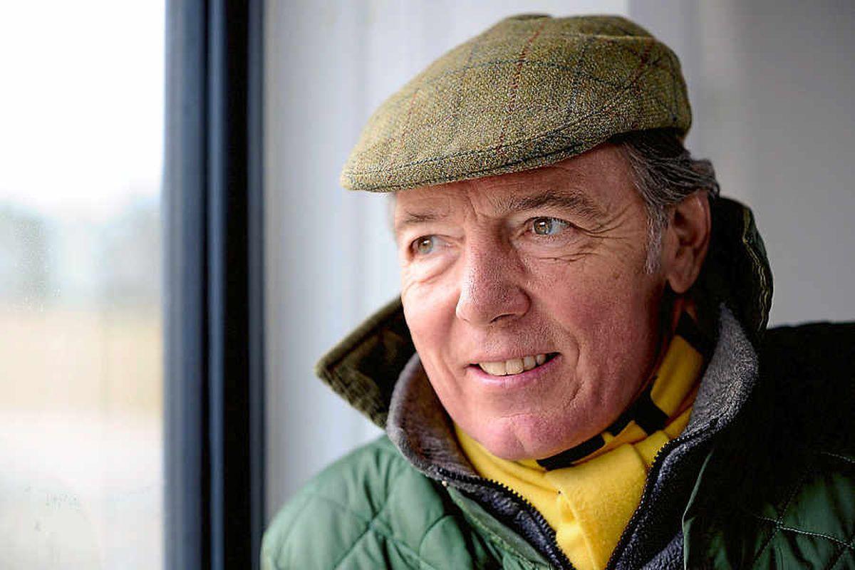 John Brereton – partner in Oswestry Livestock Auctions