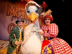 Mother Goose looks to be a smash as 33,000 tickets sold so far for Theatre Severn panto