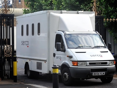 Serco still on track for trading profit