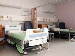 Number of patients placed in mixed-sex wards at Shropshire hospitals more than treble in a year