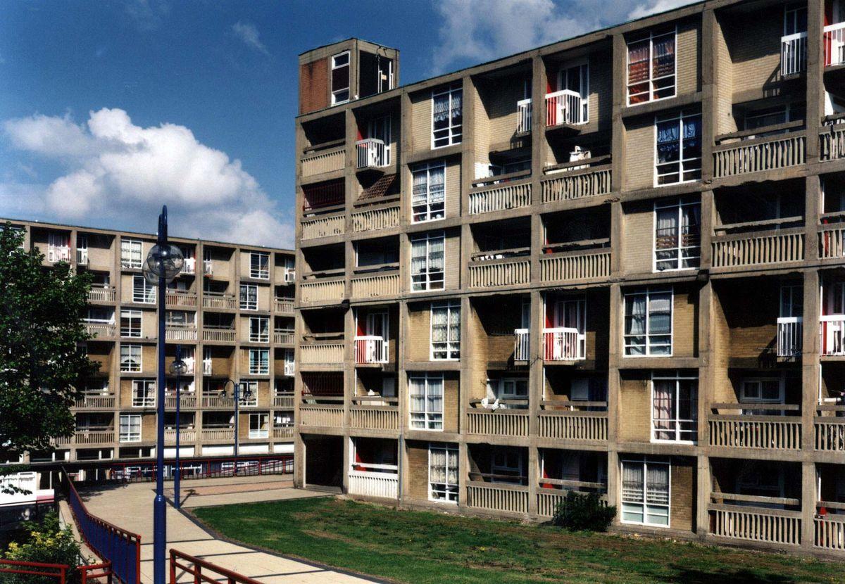 Sheffield's Park Hill estate